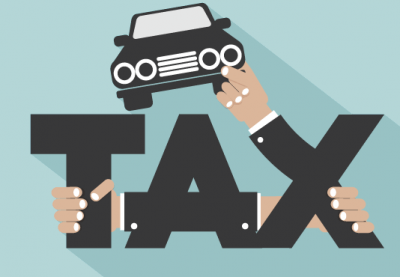 مالیات بازار خودرو