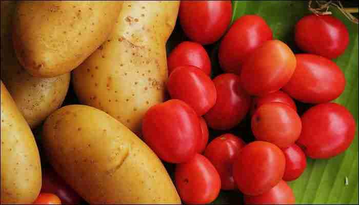 561339 potatoes and tomatoes mini - «صادرات بیقاعده» عامل افزایش قیمت سیبزمینی و گوجهفرنگی
