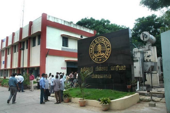 Tamil Nadu Electricity Board