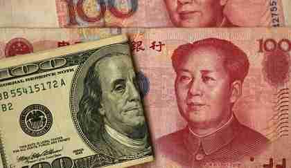 فروش اوراق قرضه دلاری آمریکا از سوی چین