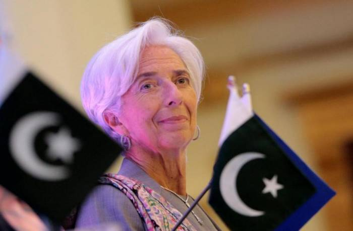 وام صندوق بین المللی پول به پاکستان