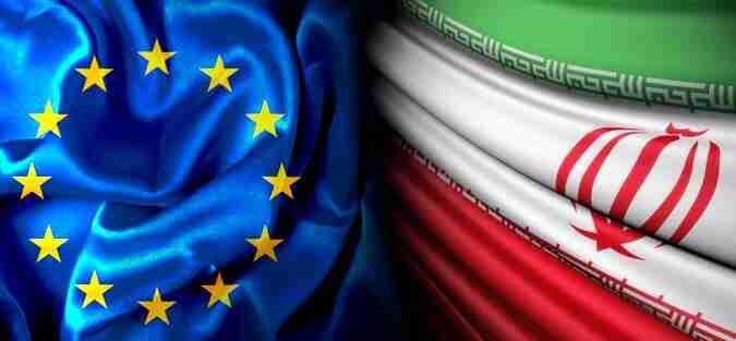 واردات ایران از اتحادیه اروپا