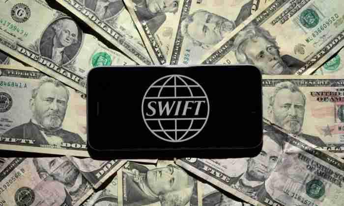 جایگزین سوئیفت پایان دلار