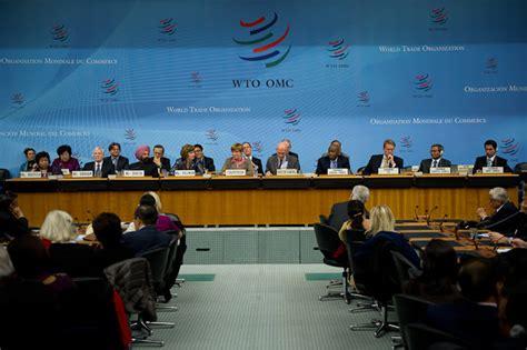 نهاد داوری سازمان تجارت جهانی