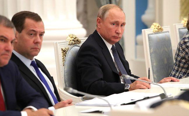 پروژه های الویت دار روسیه