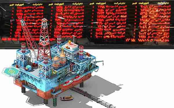 فروش ریالی نفت