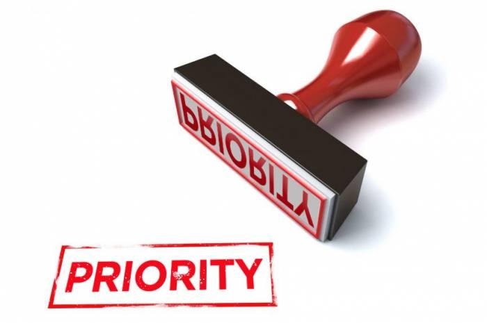 پروژه های اولویت دار