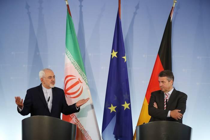 انفعال اروپا و اشتیاق آسیا در تجارت با ایران