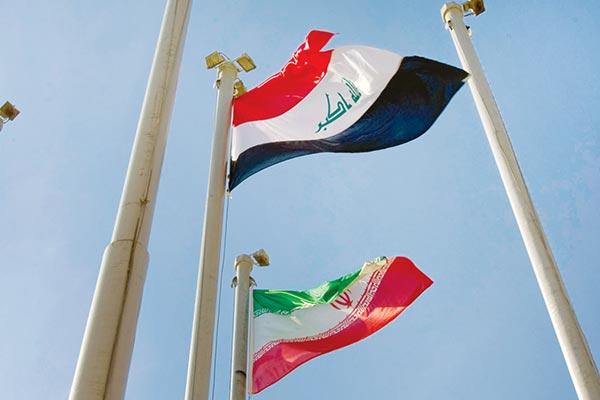 تجارت دوجانبه ایران و عراق