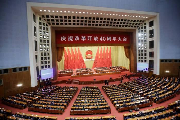 40 سالگی سیاست درهای باز چین