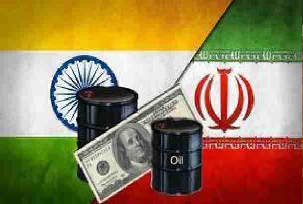 صادرات نفت خام به هند