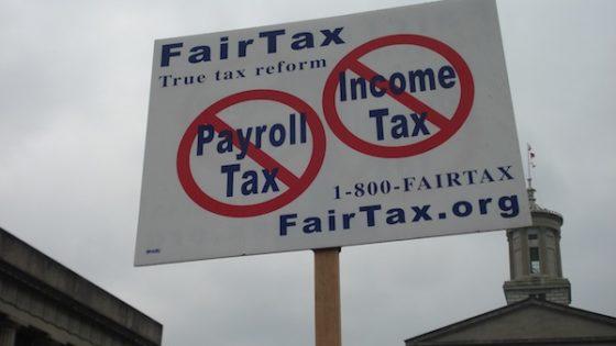 قانون مالیات عادلانه