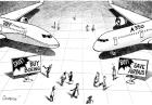 حمایت آمریکا و اروپا از صنعت هواپیماسازی داخلی