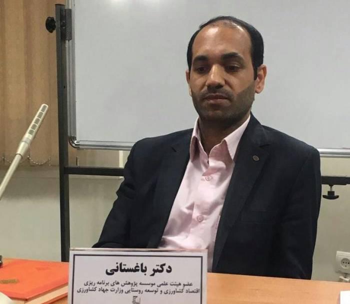 دکتر باغستانی تشکیل وزارت بازرگانی