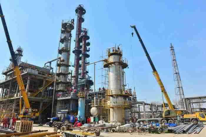 تبدیل نفت خام به 100 محصول شیمیایی راه بی اثر کردن تحریم