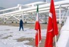 صادرات گاز با خط لوله