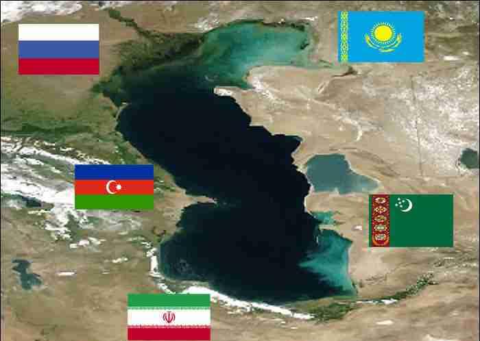 سوآپ نفت کشورهای حوزه خزر