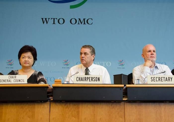 دبیر کل سازمان تجارت جهانی