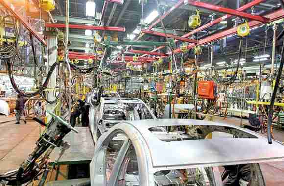 خودروسازی داخلی سازی اتکا به داخل تحریم وزارت دفاع اقتصاد مقاومتی