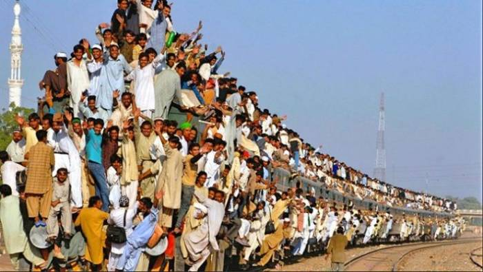 سیاست های جمعیتی کنترل جمعیت هند اقتصاد مقاومتی