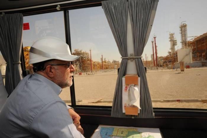 حمایت وزارت نفت از طرح توسعه ظرفیت پالایشی و پتروپالایشی کشور