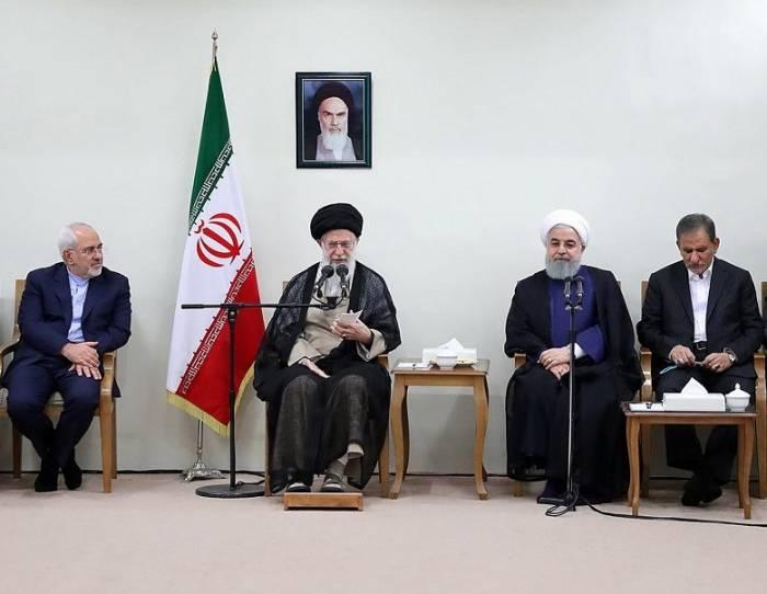 دیدار رئیسجمهور و اعضای هیئت دولت