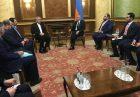 همگام -سنکرون- شدن شبکه برق ایران و ارمنستان