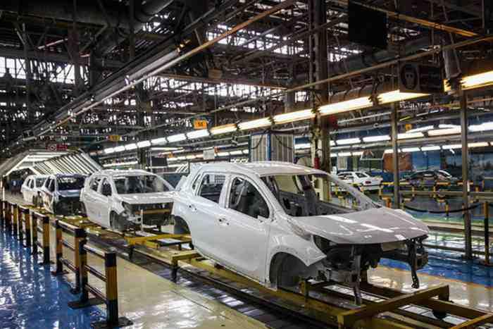 ساماندهی صنعت خودرو