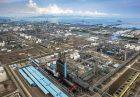 ساخت مجتمع پتروشیمی در منطقه خلیج دایای چین