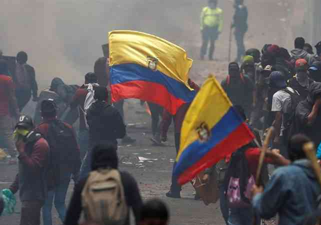 سیاستهای نئولیبرالی بلای جان اقتصاد اکوادور
