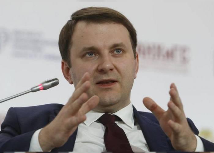 وزیر اقتصاد روسیه صادرات نفت و گاز به روبل