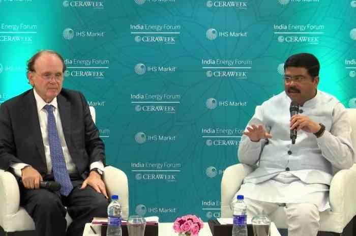سرمایهگذاری 118 میلیارددلاری هند در صنعت نفت و گاز