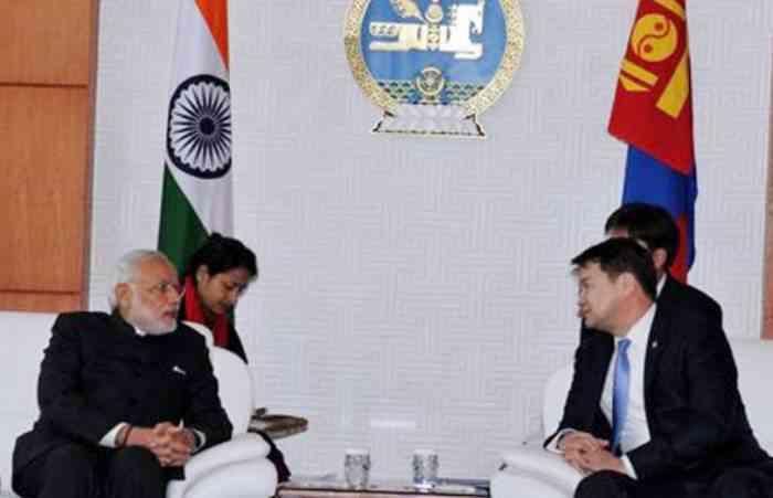 ساخت پتروپالایشگاه مغولستان با همکاری هند