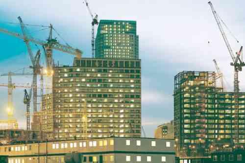 چالشهای صنعتی سازی ساختمان
