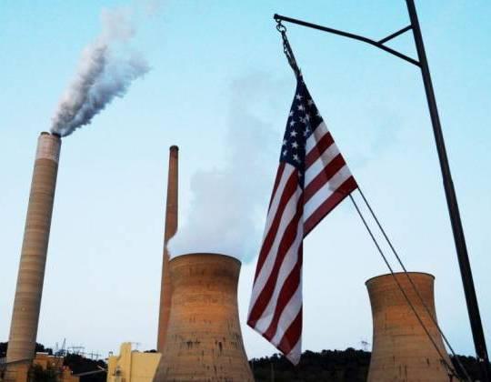 خروج رسمی آمریکا از توافق اقلیمی پاریس