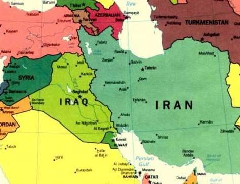همگامسازی شبکه برق - سوریه - عراق - ایران