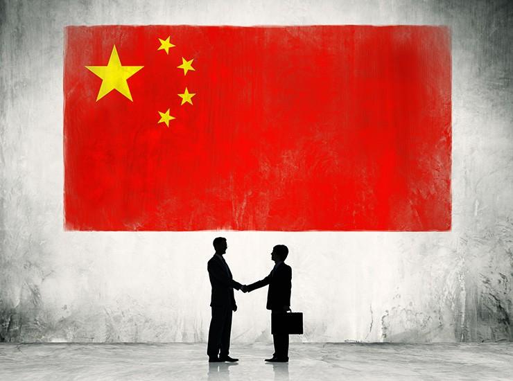 سرمایهگذاری خارجی در چین