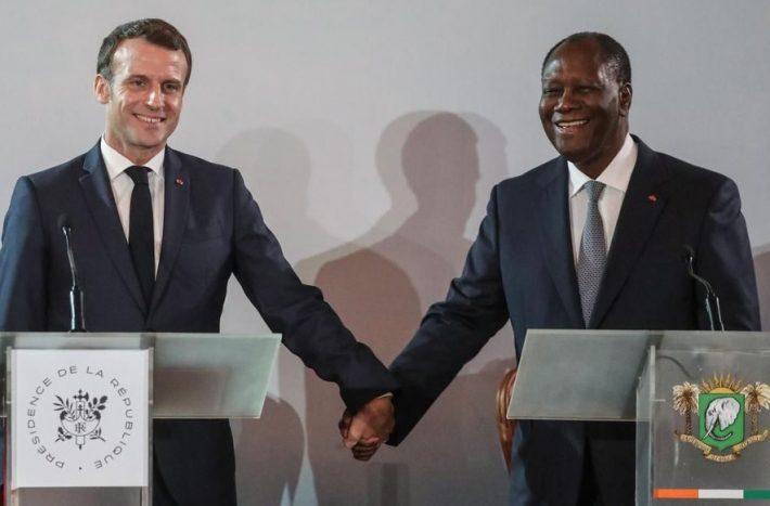 استعمار پولی فرانسه در غرب آفریقا