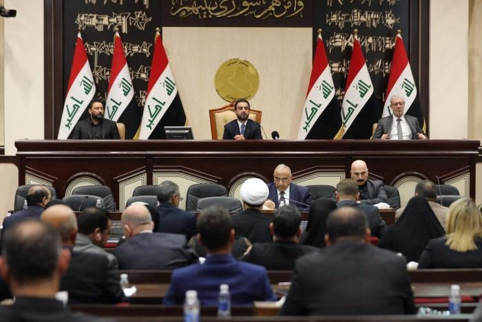 خروج آمریکا از اقتصاد عراق
