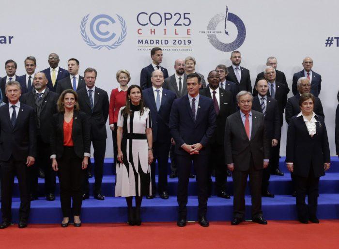 نشست سالانه مقابله با تغییرات اقلیمی سازمان ملل