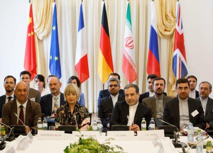 گام پنجم کاهش تعهدات برجامی ایران