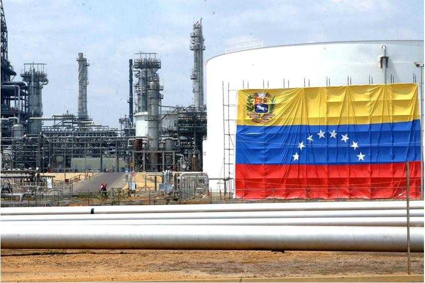 افزایش فروش نفت ونزوئلا با استفاده از واسطه فروش و رمزارز