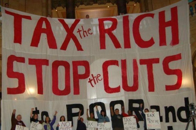 افزایش مالیات ثروتمندان