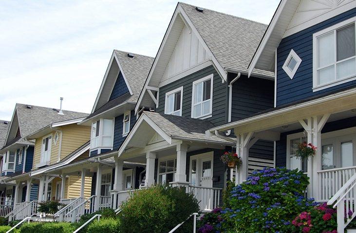 خانههای خالی ونکوور