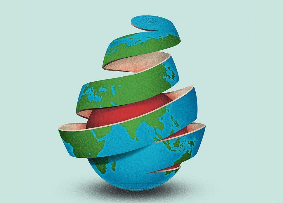 ضربه کرونا بر جهانی شدن و تجارت آزاد