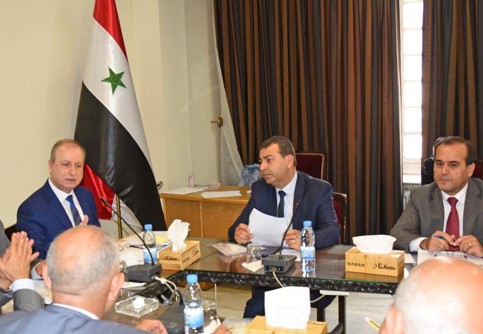 مشارکت شرکتهای ایرانی در صنعت نفت سوریه
