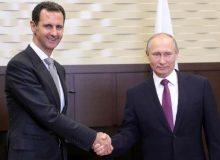 تعیین نماینده ویژه اقتصادی روسیه در سوریه