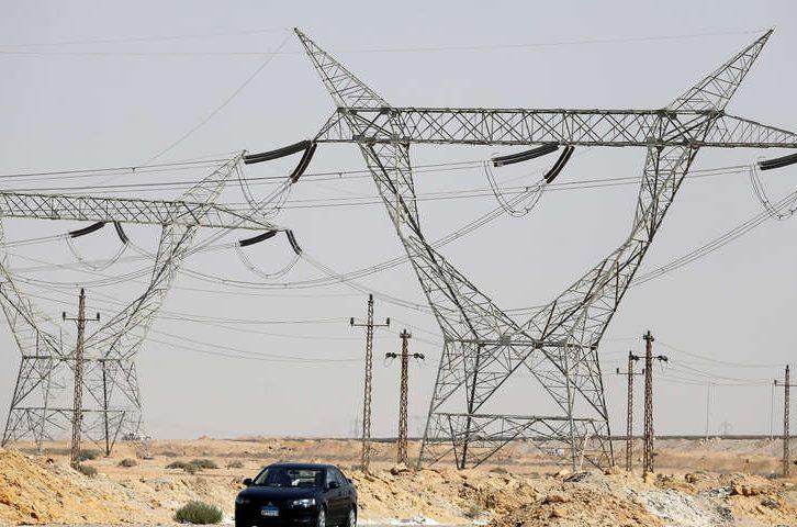 مصر قطب برق منطقه شمال آفریقا و جنوب غرب آسیا