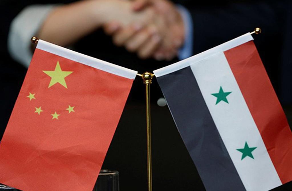 حمایت اقتصادی چین از سوریه در چارچوب طرح جاده ابریشم