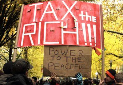 اخذ مالیات از ثروتمندان